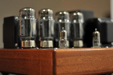 KT120 Amplifier