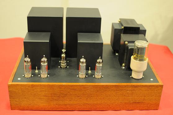 EL84 Power Amplifier